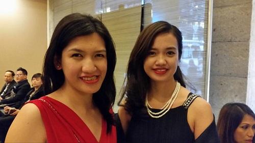 Yolanda director Krizzia May Villanueva and Jennelyn Castillejo