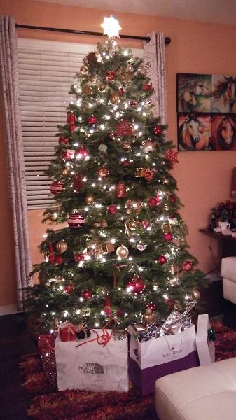 A family tree of love in Menifee, CA
