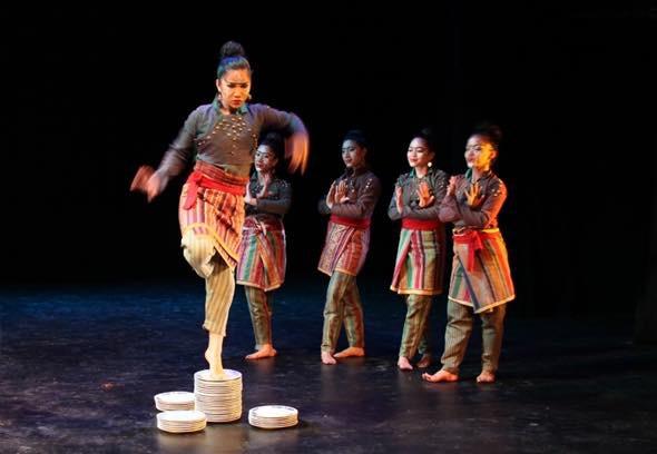 Kinding Sindaw Enthralls NYC with Barefoot Dancing