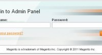 Magento: 无法登录后台 Can't login to admin panel