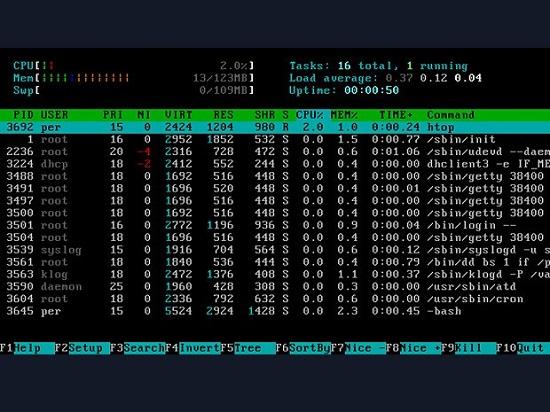Linux: terminal 終端生存指南