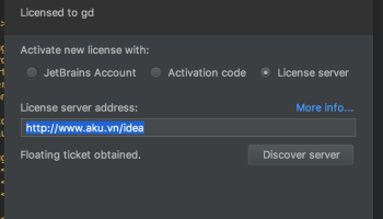 intellij activation code 2017.3