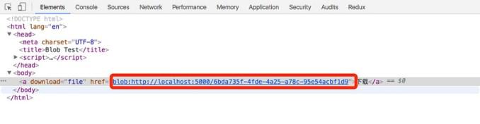 Javascript: Web API中的Blob, 使用URL.createObjectURL创建url对象, Blob 视频地址, 浏览器中创建和下载文件