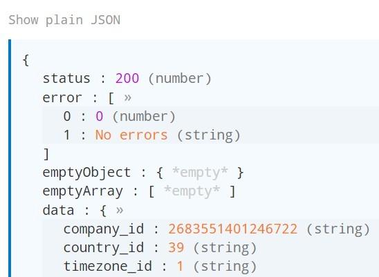 jQuery: json美化插件, JSON高亮, JSON Syntax Highlighting