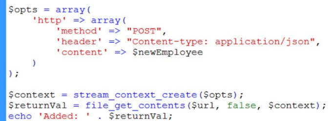 PHP: 模拟 POST 提交表单, Sending POST data without form, send a POST request with PHP