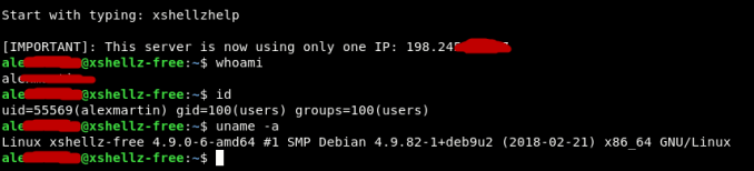 获得免费Linux VPS - 2019有限优惠