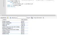 Mysql 分组计汇,  MySQL中with rollup的用法,  group by汇总