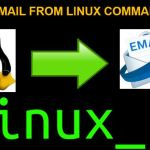 Linux: 如何用 Linux 命令行发电子邮件, shell 发电子邮件