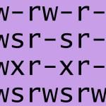 Linux: 更深入地了解Linux权限, A deeper dive into Linux permissions, r,w,x