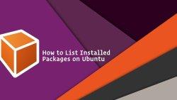 Linux: 列出所有已安装的软件, 软件管理, Apt Get List Installed, List Installed Packages with Apt on Ubuntu,How to List Installed Packages on Ubuntu