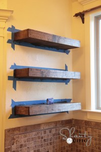 Top Floating Shelves  Diy Projects - Just Craft & DIY ...