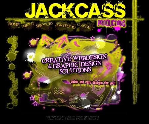 JackCass Website