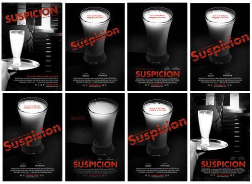 Suspicion Posters