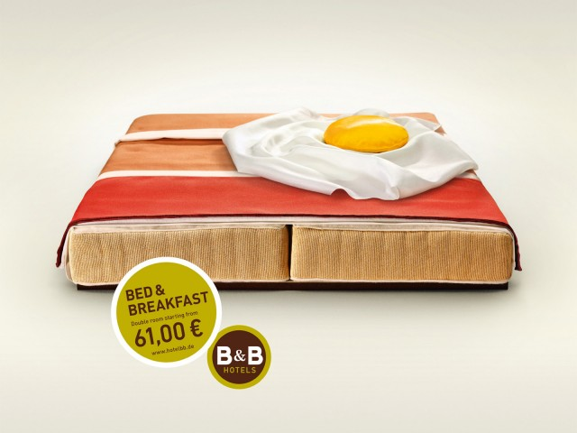 B&B Hotels Ad