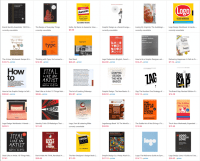 My Top 7 Favorite Branding & Logo Books