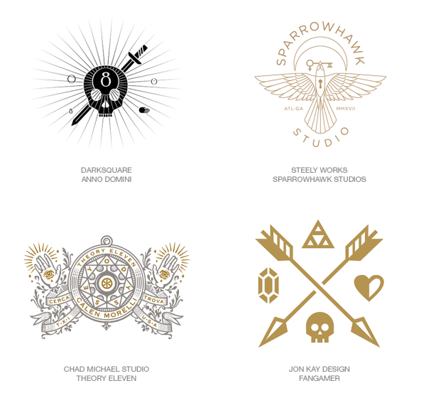 2018 Top Logo Design Trends & Inspirational