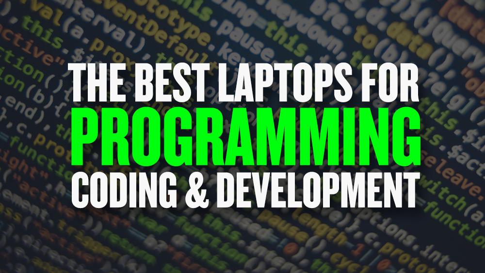 best laptops for coding