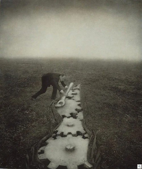 """Turning to Spring"" is by Robert and Shana ParkeHarrison"