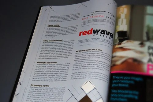 Common Logo Design Mistakes in Layers Magazine Page 2