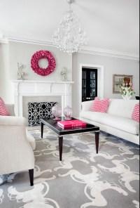 glam decor living room | just decorate!