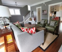 Living Room Ideas For Grey Walls