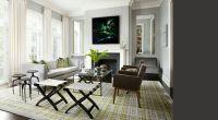 living room contemporary decor design | just decorate!