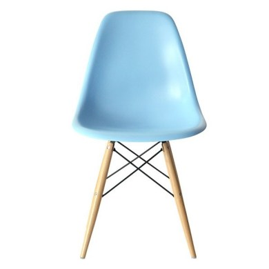 Eames mold plastic chair