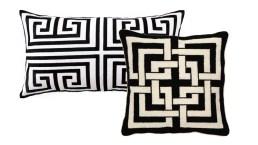 Unique Greek Key versions