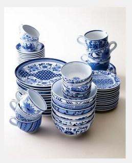 Chinoise dinnerware