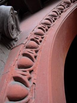 Architectural Detail: 457 Bryant Street, San Francisco (built 1909) - 2