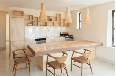 Kitchen plywood Cabinets