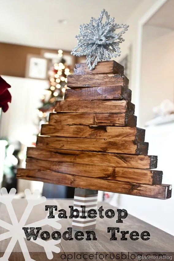 What your going to need to make this wooden tree is a few things.