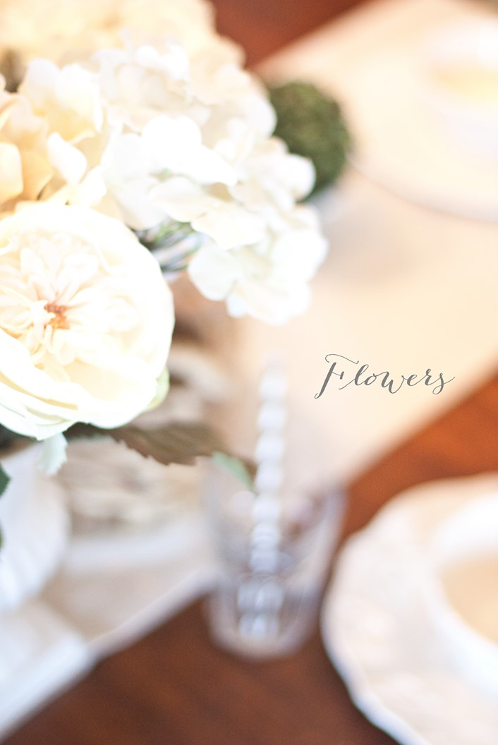 Floral French Decor