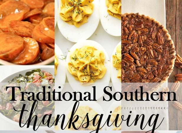 Menu Food Soul Southern