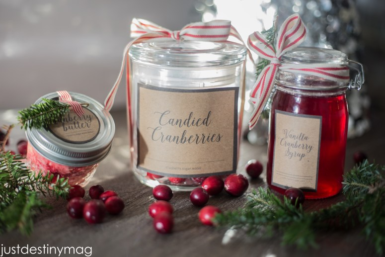 Cranberry Gifts