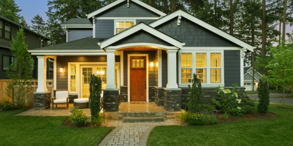 front yard landscaping 7 budget-friendly
