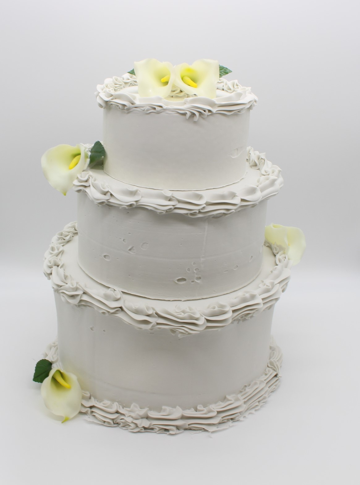 Fake 3 Tier Wedding Cake