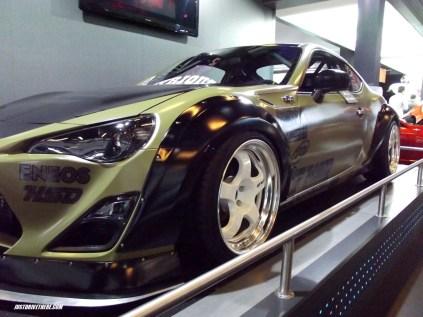 Scion FRS Drift car