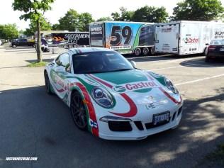 Promotional 991 Porsche 911