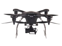 Ghost Quadcopter with 2D Gimbal