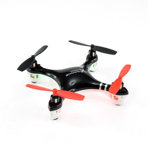 X-Drone Nano Quadcopter in Black