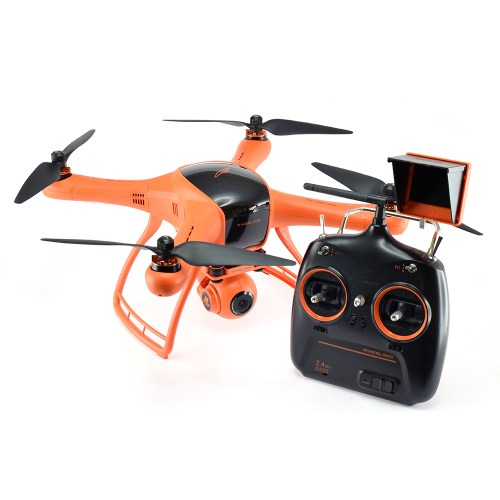 Wingsland Minivet GPS 1080p FPV Quadcopter with Controller