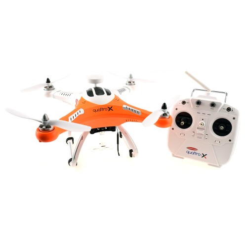 Twister Quattro-X GPS Quadcopter with Contoller