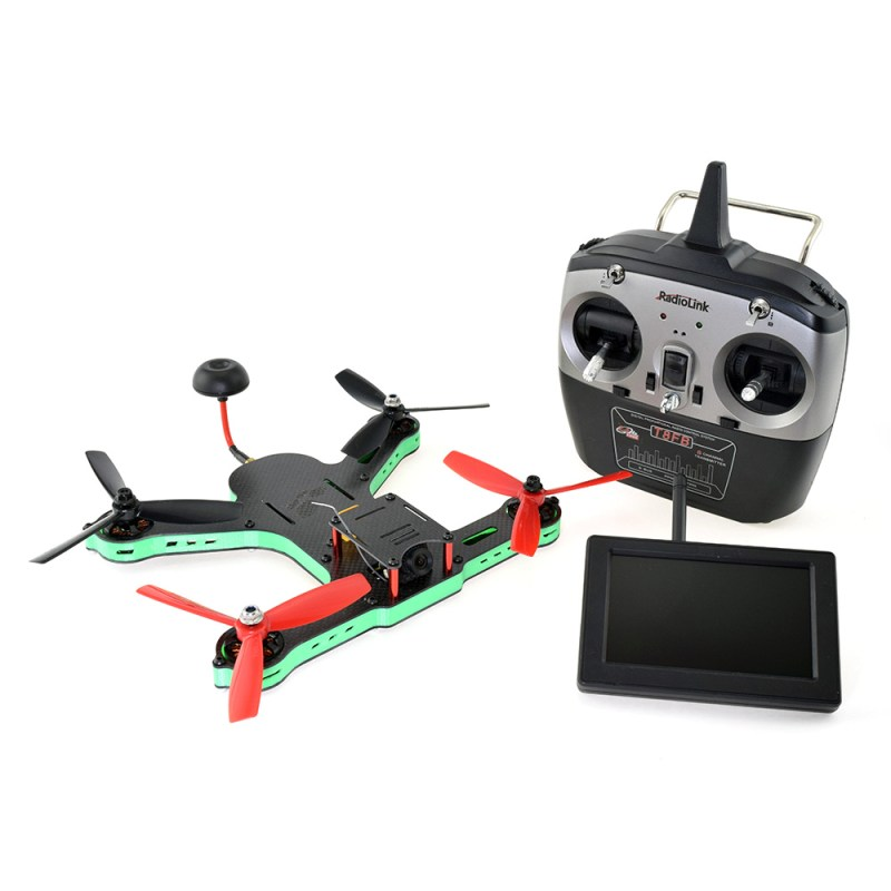 L230 RTF 5.8GHz FPV Racing Drone with Controller and Screen