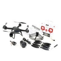 DM009 Conqueror Wi-Fi FPV Quadcopter - In the Box