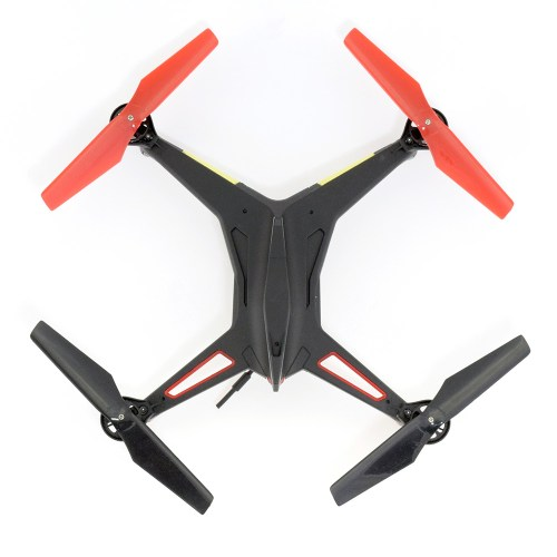 Alien X250 5.8GHz FPV Quadcopter with Controller - Top View