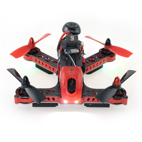 Eachine EB185 GPS FPV Racing Drone - Front View