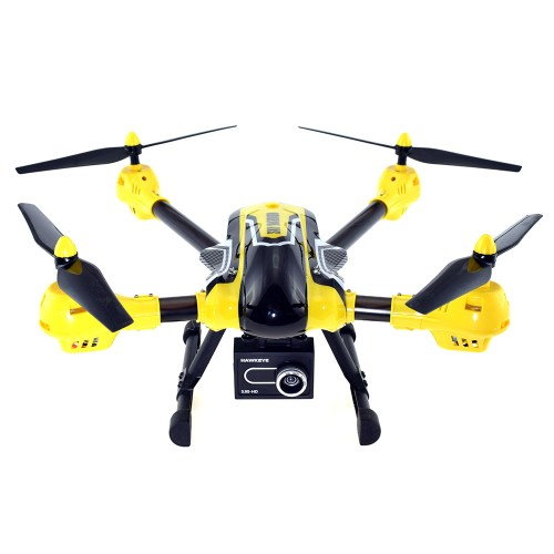 K70 Sky Warrior Wi-Fi FPV Quadcopter - Front View