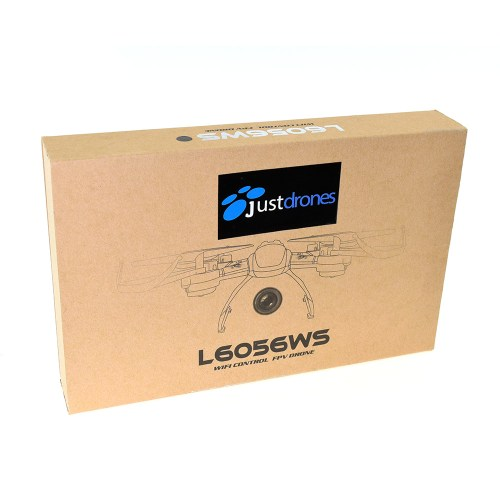 L6056WS Wi-Fi Quadcopter Box