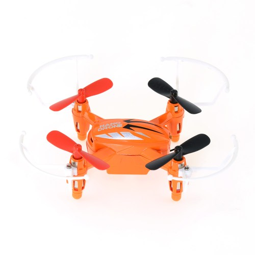 Nano Wi-Fi FPV Quadcopter - Side View